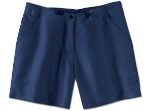 Riedel Microfaser Shorts, 36 - Marine, aus Polyester