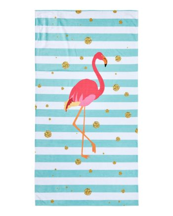 home24 Strandtuch Flamingo