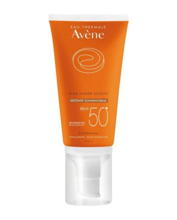 Avene Avene SunSitive Sonnencreme SPF 50+ getönt, 50 ml