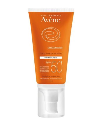 Avene Avene SunSitive Sonnencreme ohne Duftstoffe SPF 50+, 50 ml