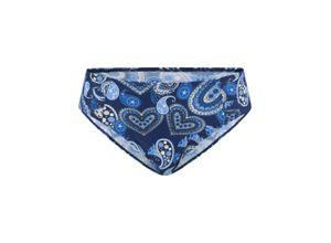 Bikinihose in blau für Damen von bonprix