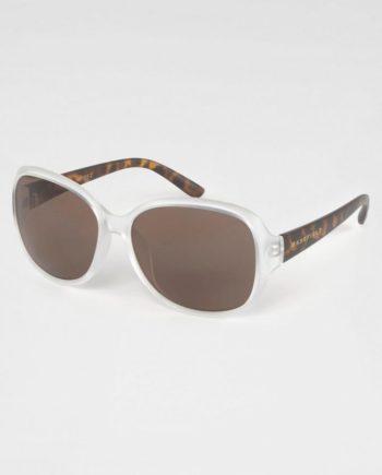 BASEFIELD Sonnenbrille (1-St) Damen Sonnenbrille, Oversize, Bügel Animal Look