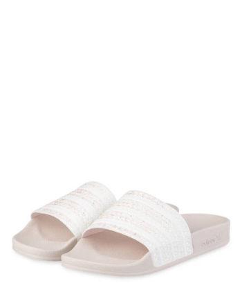 Adidas Originals Badeschuhe Adilette beige