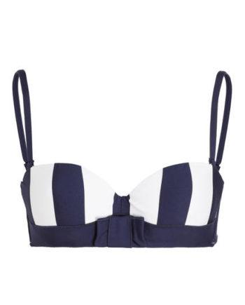 Andres Sarda Bügel-Bikini-Top Azura blau