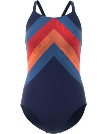 adidas Damen (Dunkelblau 38) | Schwimm- & Wassersport