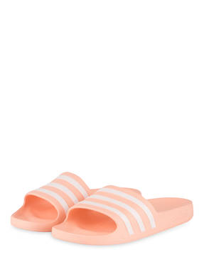 Adidas Badeschuhe Adilette Aqua rosa