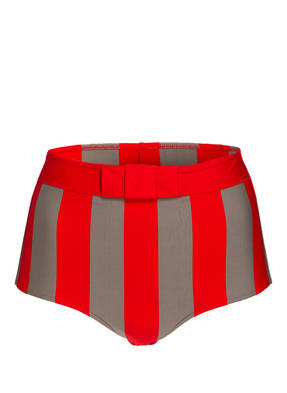 Andres Sarda Bikini-Hose Azura rot