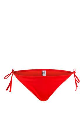 Calvin Klein Bikini-Hose Intense Power rot