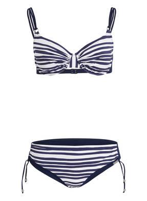 Charmline Bügel-Bikini Harbour Breeze blau