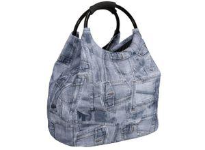 HTI-Living Shopping- und Strandtasche