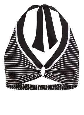Lidea Neckholder-Bikini-Top schwarz