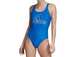 adidas Badeanzug - Damen - blau in Größe 36