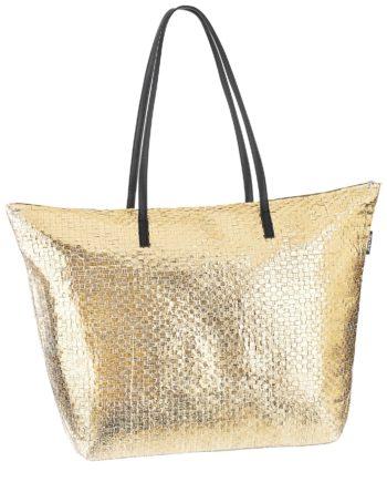 fashy Damen Strandtasche weiß