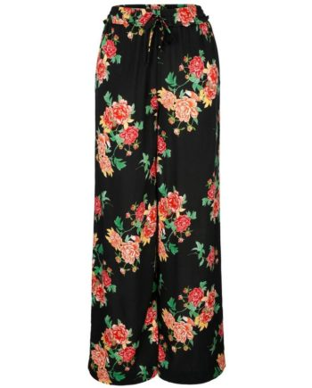Alba Moda Strandhose mit Blumendruck
