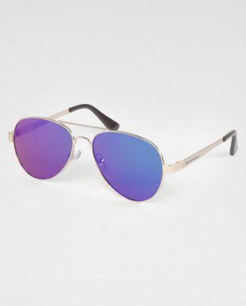 BASEFIELD Pilotenbrille (1-St) Damen Sonnenbrille, Aviator Style, Flieger Look