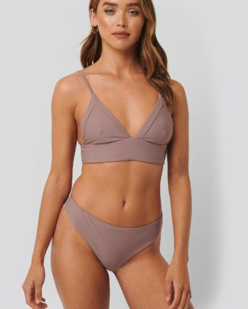 NA-KD Swimwear Bikini-Unterteil - Purple
