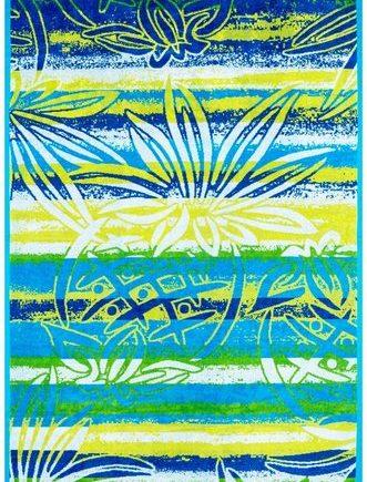 Lashuma Strandtuch (1-St), - ein modernes Badelaken für Sonnenanbeter