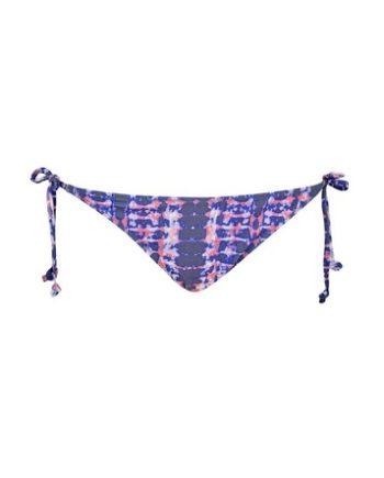 *Purple Tie Dye Bikini Bottoms