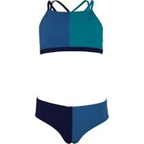 adidas Damen Parley Hero Beach Bikini EQT Badeanzug Türkis-Grün
