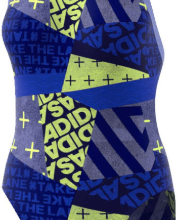 Adidas Allover Print Badeanzug (CV3632)