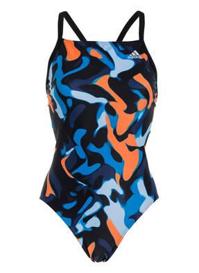 Adidas Badeanzug Primeblue blau