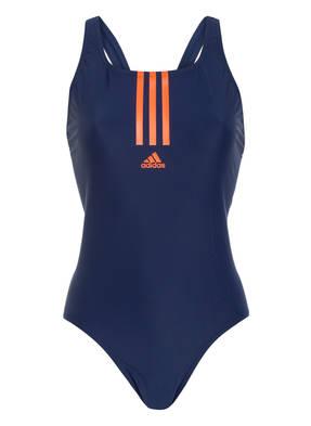 Adidas Badeanzug sh3.Ro Mid blau