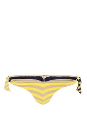 Andres Sarda Bikini-Hose Naif gelb