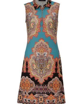 Aniston CASUAL Sommerkleid mit angesagtem Mandala-Druck