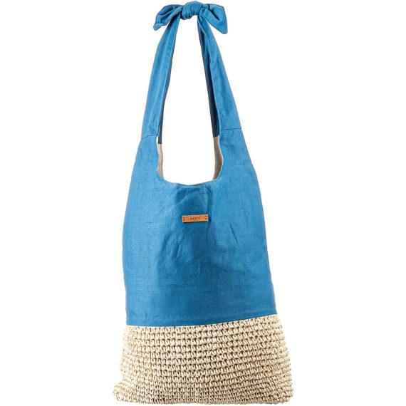 Barts Strandtasche Strandtaschen blau Damen