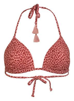 Barts Triangel-Bikini-Top Bathers rosa