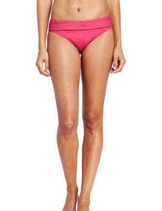 Bikini-Hose RESORT mit Raffungen - Normal