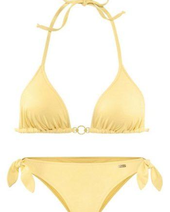 Buffalo Triangel-Bikini mit Zierring am Top
