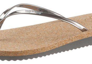 Flip Flop Zehentrenner mit weichem Zehensteg