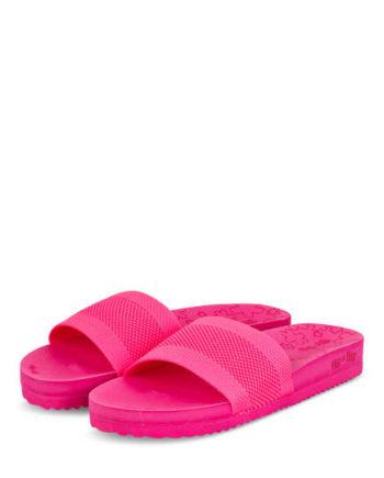 Flip*Flop Pantoletten Pool Knit pink