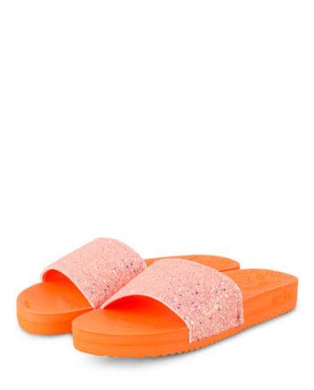 Flip*Flop Pantoletten Pool Shimmer orange