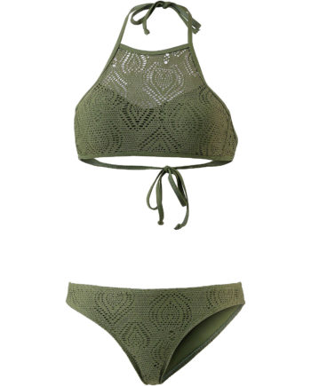 Maui Wowie Bikini Set Bikinis oliv Damen Gr. 34A