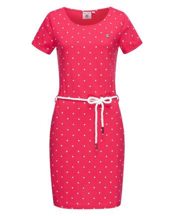 PEAK TIME Sommerkleid L80022 Sommerkleider rosa Damen Gr. 42