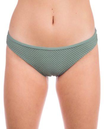 Roxy Garden Summers Full Bikini Bottom grün