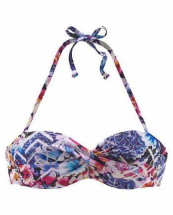 Sunseeker Bandeau-Bikini-Top