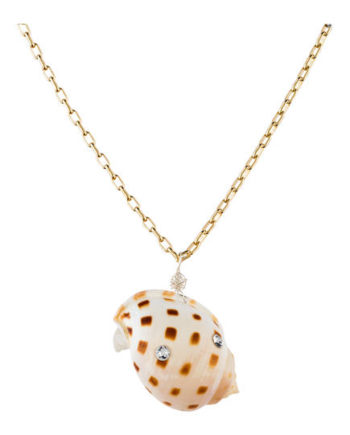 Wald Kette Juicy Shell gold