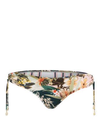 Watercult Bikini-Hose Hawaii Kitsch gruen