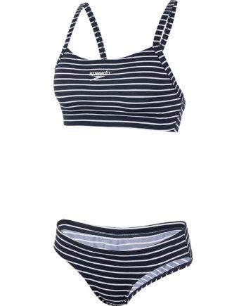 speedo Bikini Set Bikinis blau Damen Gr. 42A