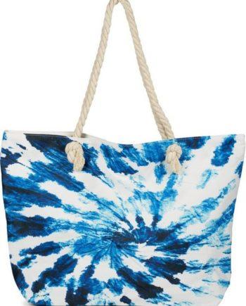 styleBREAKER Strandtasche, Strandtasche Batik Style
