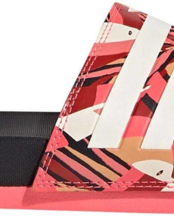 Adidas Badesandalen Adilette Comfort schwarz/rosa/pink (FW7256)