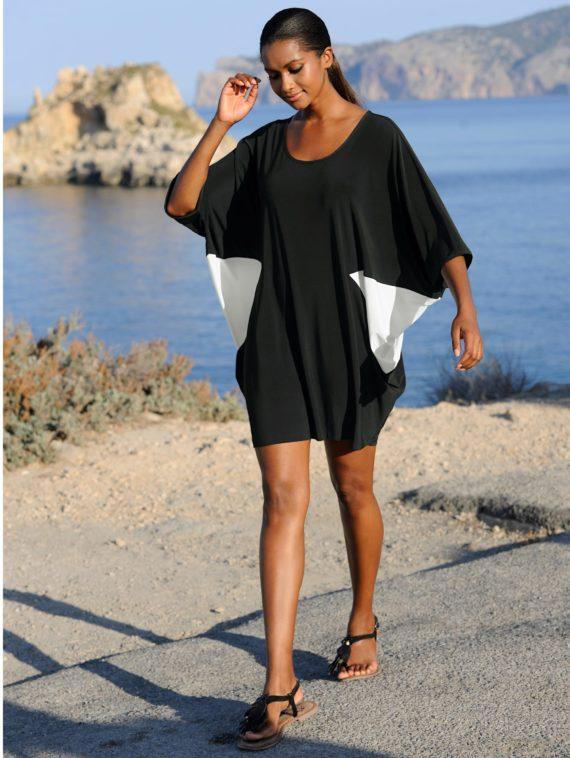 Alba Moda Strandkleid in lässiger Form