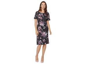 Alessa W. Kleid mit schmeichelndem U-Boot-Ausschnitt lila Damen Sommerkleider Kleider