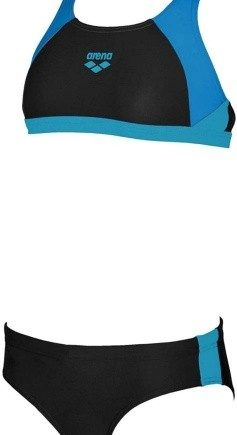 Arena Ren Two Pieces Bikini Damen schwarz blau