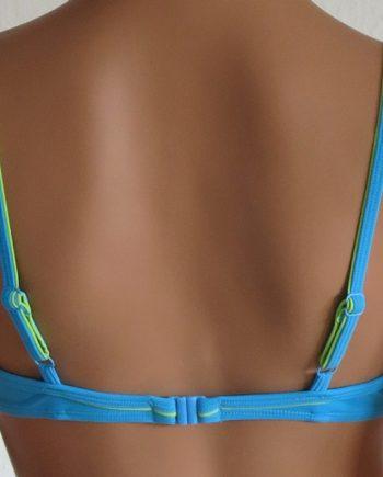 Bademode Skiny New Contrast Basic Bikini Bügel-BH Gr.75C blau