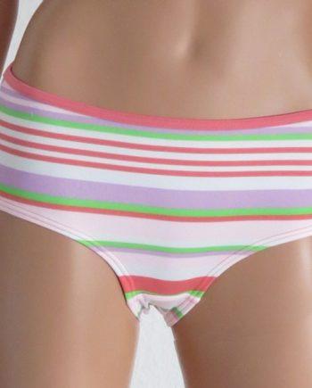 Bademode Skiny Summer Loop Aqua Bikinihose Pant Gr.40 pink