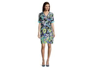 Betty Barclay Sommerkleid kurzarm blau Damen Sommerkleider Kleider